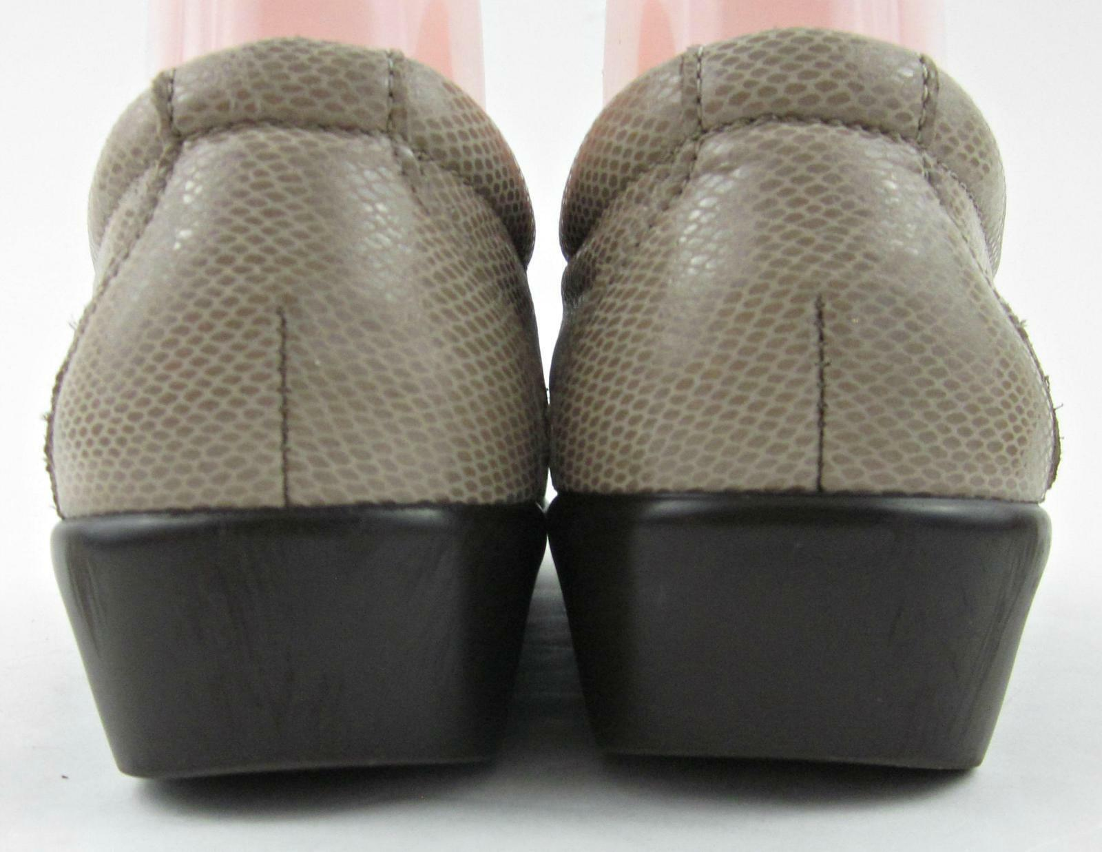 SAS 'Dream' Slip 6.5WW On Tripad Comfort Schuhes Mushroom Snake 6.5WW Slip Extra Wide 04b4f6