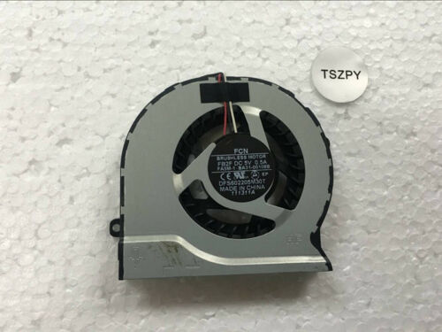 New for SAMSUNG NP300E4A NP300V4A NP300V5A NP305E5A laptop CPU cooling fan
