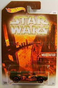 MUSTAFAR-STAR-WARS-2-8-DISNEY-2016-HOT-WHEELS-HW-DIECAST