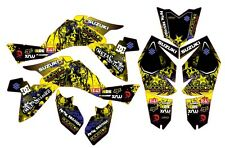 Suzuki LTZ 400 ATV CUSTOM Graphic Kit 2009-2012