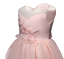 US-STOCK-Flower-Girl-Dress-Princess-Formal-Graduation-Bridesmaid-Gown-O99 thumbnail 3