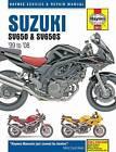 Suzuki SV650 & SV650S Motorcycle Repair Manual: 99-08 by Anon (Paperback, 2015)
