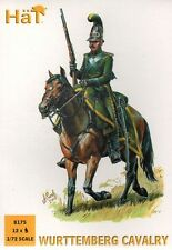 HaT 8175 - Wurttemberg Cavalry Napoleonic             1:72 Figures Kit/Wargaming