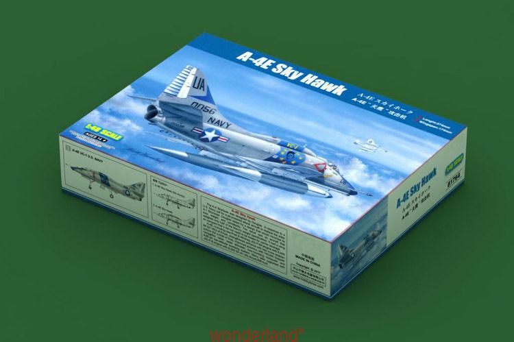 Hobbyboss 81764 1 48 A-4E Sky Hawk