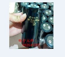 1pc HITACHI HCG FA 450V 10000UF//MFD Inverter capacitor 65X105MM  #G7081 XH