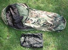 US Army  Modular Sleeping Bag System Schlafsack Woodland camouflage