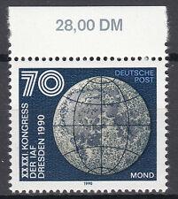 DDR 1990 Mi. Nr. 3362 mit Oberrand Postfrisch (25395)