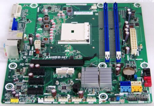 660155-001 HP//Compaq Asus AAHD2-HY REV:1.03 FM1 AMD Motherboard 657134-001