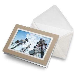 Greetings-Card-Biege-Communication-Mast-Tech-Engineer-24292