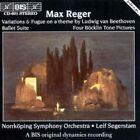 Variations and Fugue (segerstam Norrkoping So) 7318590006016 by Reger CD