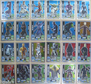Star-Wars-Force-Attax-Clone-Wars-Series-5-Star-Card-Selection-129-160