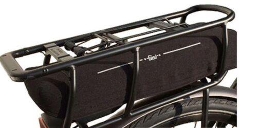 Vélo Électrique Batterie Couvrir Porte-Bagage pour Bosch Powerpack 300//400//500