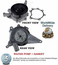 FOR JAGUAR S TYPE 2.5 3.0  XF XJ 3.0 V6 1999-->  NEW WATER PUMP + GASKET KIT