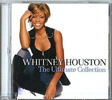 Whitney Houston Ultimate Collection CD NEW SEALED Saving All My Love For You+