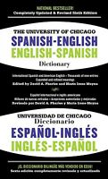 The University Of Chicago Spanish-english Dictionary,6th Edition $8.99 Free S/h