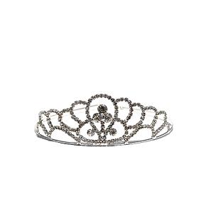 princesse cristal couronne nuptial tiare bijou mariage bandeau - Couronne Princesse Adulte