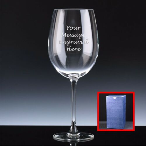 75cl Mother/'s Day Personalised Engraved Giant Wine Glass Lovely Gift For Mum