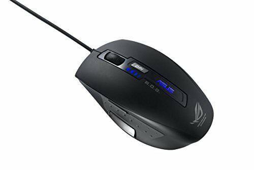 Asus ROG Buzzard Gaming Laser Wired Mouse GX860 8200dpi Brand New in Box