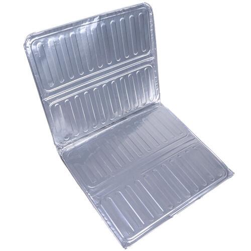 1pc Aluminum Foil Oil Block Anti-Splashing Oil Baffle Kitchen Utensils TooSE