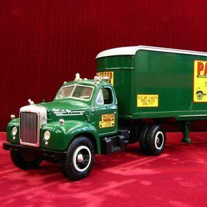 VHTF-PALLETIZED-TRUCKING-of-HOUSTON-Mack-B61-Semi-Truck-First-Gear