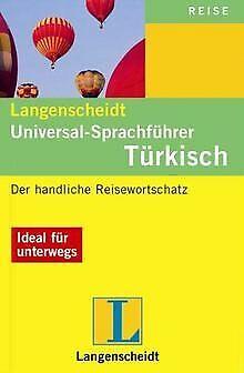 Langenscheidt Universal Sprachführer Türkisch: Der ... | Buch | Zustand sehr gut