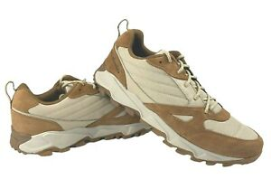 Columbia-Mens-Ivo-Trail-Lace-Up-Hiking-Trail-Outdoor-Shoes-10-Light-Brown-New