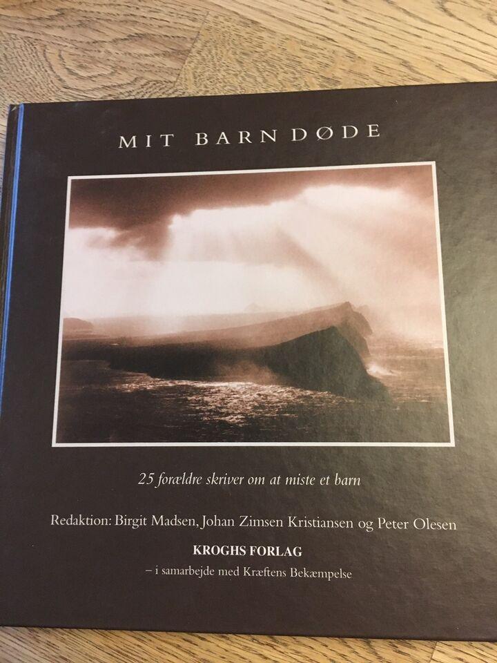 Mit barn døde, (red.) Birgit Madsen m.fl., emne: familie og