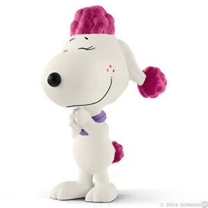 Fifi-the-Circus-Poodle-Figurine-Peanuts-Snoopy-Miniature-Figure-22053