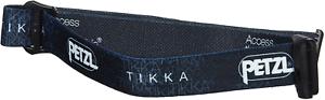 Taille unique Petzl remplacement bandeau Tikkina PIXA Bandeau Noir