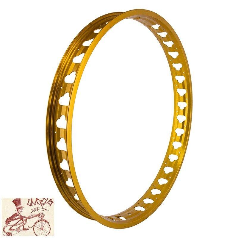 SE RACING BIKES JP60 FAT BIKE  36H---26  oro BICYCLE RIM