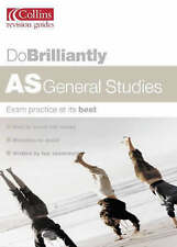 Collins Do Brilliantly AS General Studies Revision Guide Paperback New