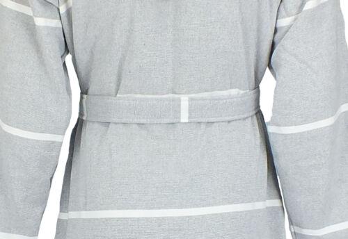 Robe Grey Unisex Dressing Sauna Wewo Coat 2800240 Rz5xqXX