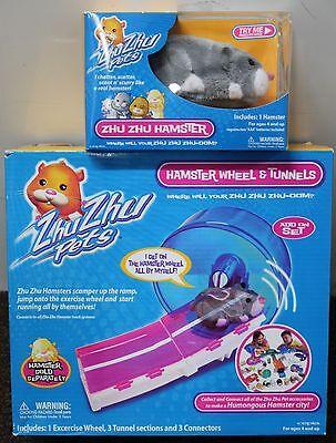Spielzeug Diplomatic Zhu Surfbrett & Schlaf Kuppel Plus Chunk Hamster Geschenkbox Original Viele 2009 Exquisite Craftsmanship;