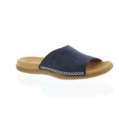 Gabor 03-705 Chaussures Femmes Mules Nubuk