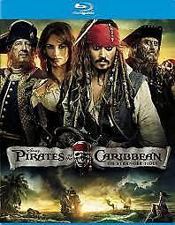 1 of 1 - Pirates Of The Caribbean - On Stranger Tides (Blu-ray) NEW SEALED
