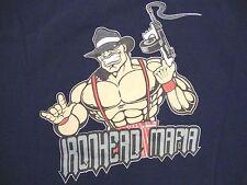 House of Pain Hop Ironhead Mafia Gym Workout Bodybuilding T Shirt XL
