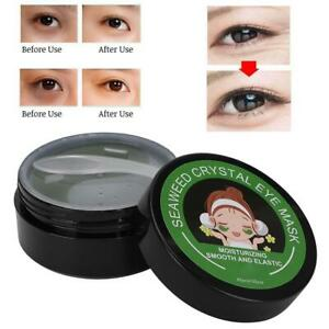 Maschera-per-gli-occhi-60-pezzi-Gel-per-gli-occhi-Patch-per-gli-occhi-Cura-del