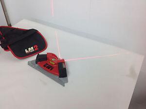 Cst Berger Lasermark Lm2 Laser Level Square W Case Layout