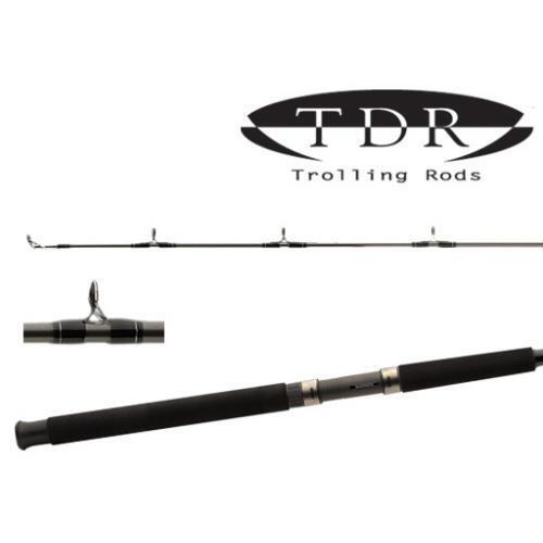 2 NEW Shimano TDR80M2B TDR Trolling Rod Rods 8' M 2Pc