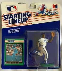 DANNY TARTABULL *  Royals *  STARTING LINEUP FIGURE  w/ Card  *  MLB 1989  * NIB