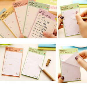 Weekly-Daily-Planner-Sticker-Sticky-Notes-Memo-Pad-Schedule-Check-List