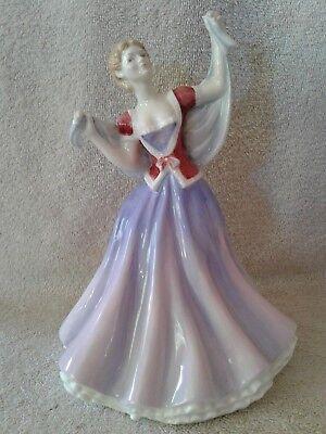 Royal Doulton Figurine HN2991 Porcelain Lady Figure