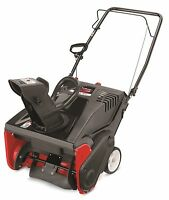 Yard Machines 123cc Ohv 4-cycle Gas 21-inch Single-stage Snow Thrower 367683