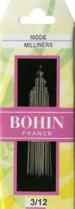 Bohin-Milliners-Needles-Pkg-of-Assorted-Sizes-3-12-quilting-applique-sewing
