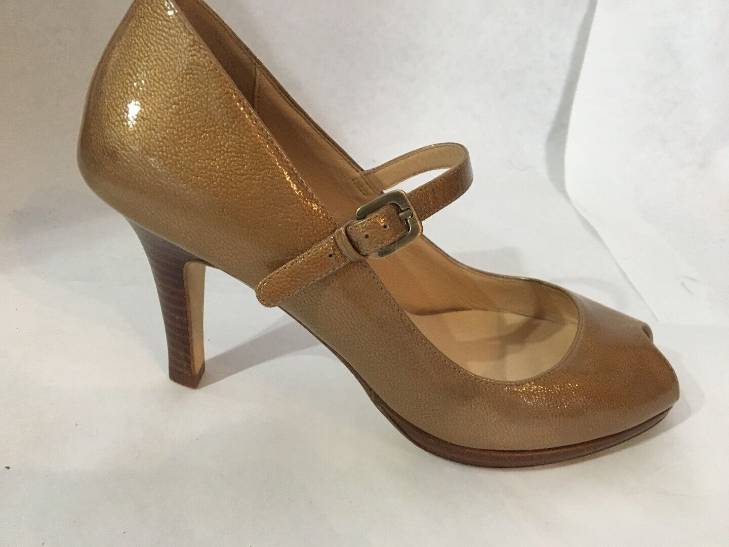 Cole Haan NKE Air or Peep Toe Mary Janes 7 nouveau