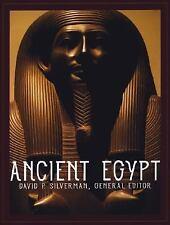 Ancient Egypt by David P. Silverman (2003, Paperback)