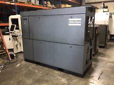 Atlas Copco Ga75 Rotary Screw Air Compressor 3 Ph 100 Hp 80860 Hours 357lw