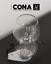 thumbnail 3 - CONA Coffee Maker, New 2021 'Size D-Genius All-Glass' model, serves max. 8 cups