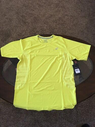 asics t shirt M Lite Show ss Top  Color 0480 Large