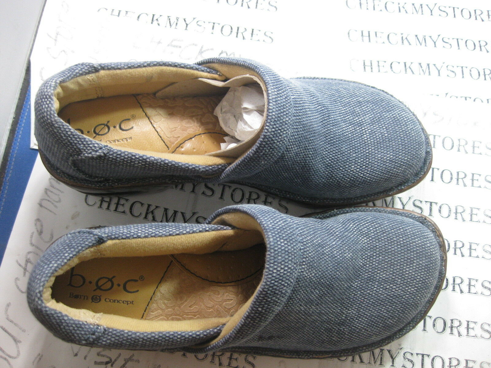 NEW NIB  B.O.C B.O.C  Boc Born Concept Margaret premium comfort  Clogs C130154 C13037 7e884a